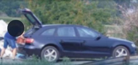MONCALIERI - Dieci cittadini multati per abbandono di rifiuti: pizzicati con le fototrappole