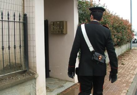PIOSSASCO - Botte alla moglie dopo lennesima lite: intervengono i carabinieri