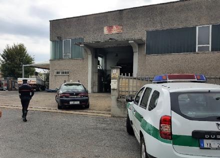 VINOVO - In prognosi riservata il meccanico nichelinese caduto dalla scala alla Orv di Garino