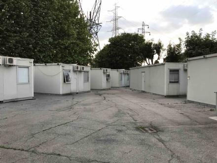 MONCALIERI - Alle associazioni i container dellex campo nomadi di via Freylia Mezzi