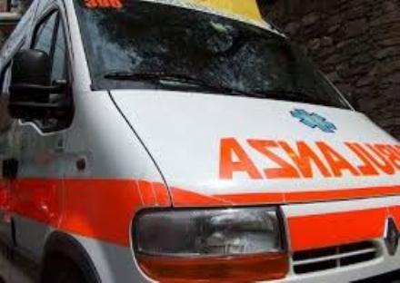 NICHELINO - Brutto incidente in zona Mondo Juve, motociclista in ospedale