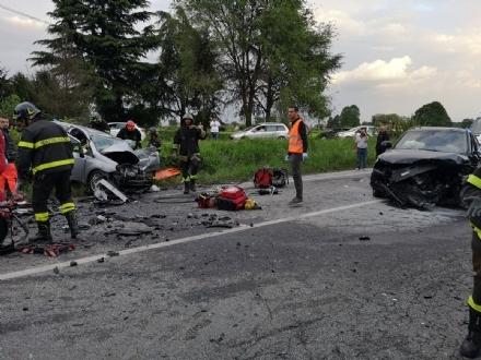 LA LOGGIA - Tragedia del 5 maggio, I legali della donna alla guida del suv: era assicurata