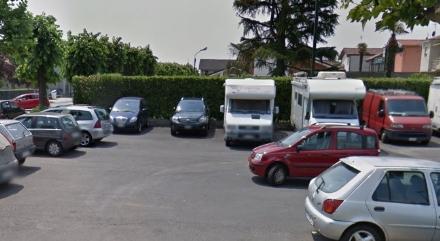 BEINASCO - Riorganizzazione parcheggi: disco orario in via Sangone e niente camper in via Superga