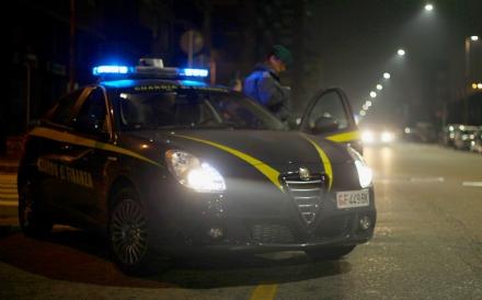 ORBASSANO - La guardia di finanza sequestra 370 mila euro ad una ditta