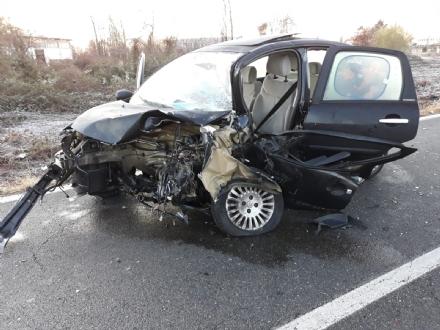 TRAGEDIA DI NATALE - Un 26 enne di Nichelino muore in un terribile incidente stradale