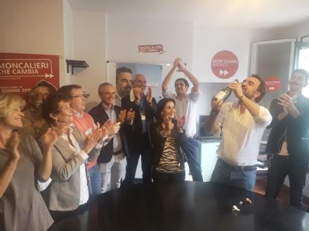 MONCALIERI - Indagato per falso il sindaco Montagna: «Ho ricevuto lavviso di garanzia a tre giorni dalla vittoria delle elezioni»