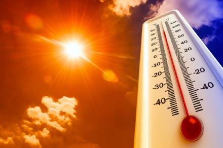 CALDO - Superata la soglia di attenzione dellozono: limitare le uscite nelle ore più calde