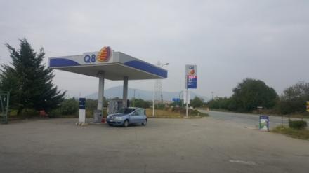 ORBASSANO - Fallisce il furto alla Q8, ma la banda colpisce in tutta la provincia