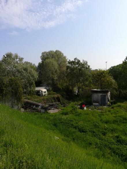 MONCALIERI - Nomadi sul rio Madonnina, lallarme delle Borgate