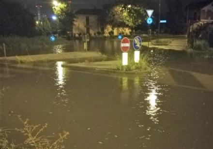 MONCALIERI - Allerta meteo, il sindaco: «Invito i cittadini a limitare gli spostamenti»