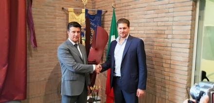 BEINASCO - Accordo Iren-Comune per la posa del teleriscaldamento