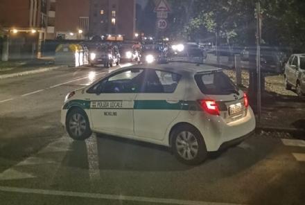 NICHELINO - Bimba investita in via Berlinguer, non è grave