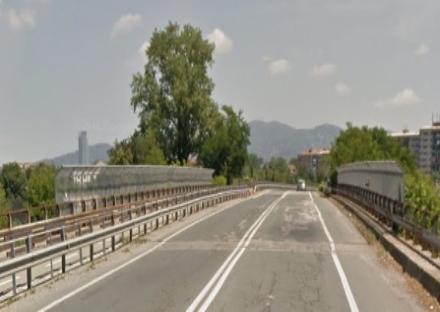 NICHELINO - Arrivano i lavori sul cavalcavia della strada che porta a Borgaretto