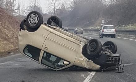 CINTURA - Fine settimana di incidenti stradali: alcol e alta velocità le cause