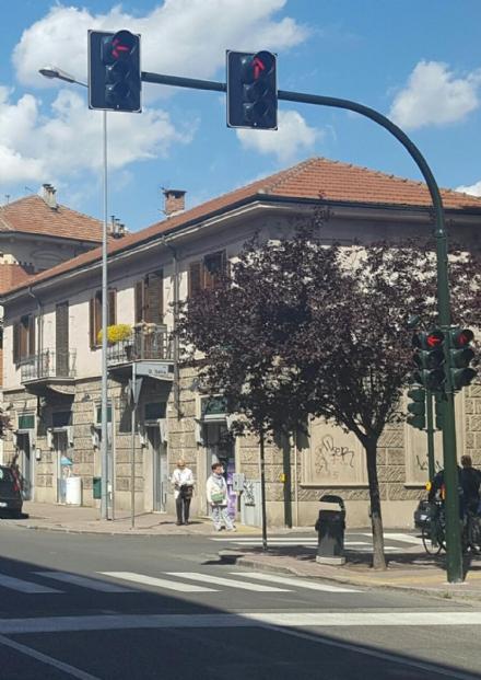 MONCALIERI - Sono stati attivati i semafori di via Sestriere