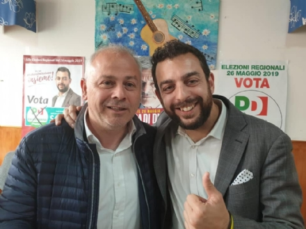 NICHELINO - ELEZIONI: Diego Sarno eletto consigliere regionale