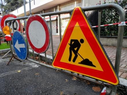 CARMAGNOLA - Ripartono i cantieri sugli assi principali della città