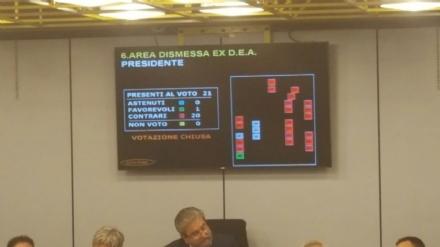MONCALIERI - Il consiglio comunale non approva il progetto sulla ex Dea
