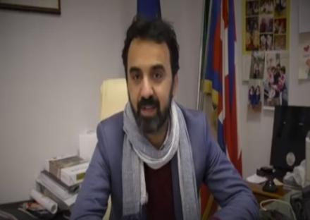 MONCALIERI - Paolo Montagna in un video: «Mi sono dimesso perchè non potevo fare finta di nulla»