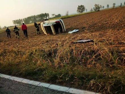VINOVO - Ennesimo schianto in via Candiolo: 21enne ricoverata al Cto