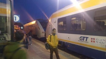 TROFARELLO - Treni guasti per il caldo, oggi alle 18 linea per Chieri soppressa