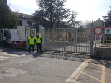MONCALIERI - Va al cimitero senza mascherina e viene multato di 400 euro