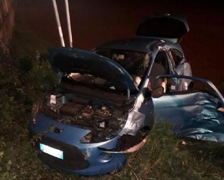 VOLVERA-NICHELINO-BEINASCO - Week-end di incidenti: cinque feriti, tra cui una famiglia