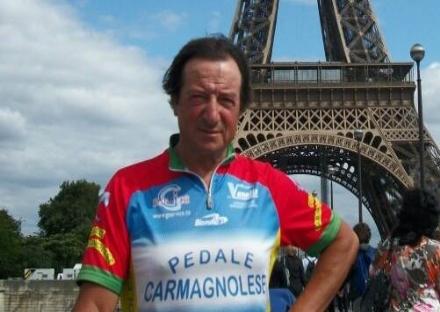 CARMAGNOLA - Muore durante la prova ciclistica: sport in lutto per Donato Ligatti