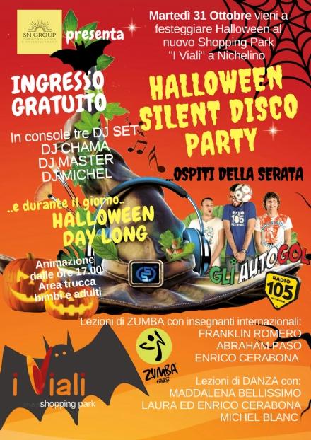 NICHELINO - Festa di Halloween il 31 ottobre ai Viali con ingresso gratuito