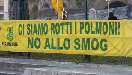 TROFARELLO - Legambiente bacchetta il Comune: non si adegua al protocollo antismog