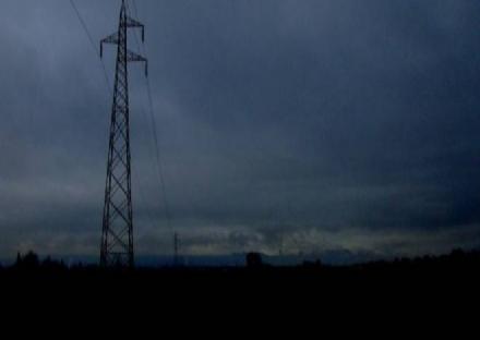 MONCALIERI - Ancora black out nella zona di Borgo San Pietro