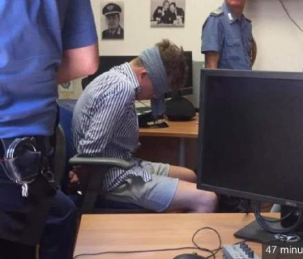 VIRLE - Ragazzo bendato in caserma, il sindaco difende i carabinieri