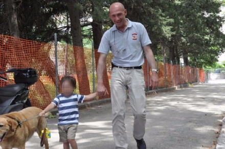 MONCALIERI - Continua lodissea di Alessandro Avenati: il figlio è rimasto in Croazia