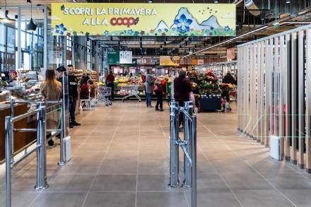BEINASCO - I supermercati Coop resteranno chiusi il primo maggio