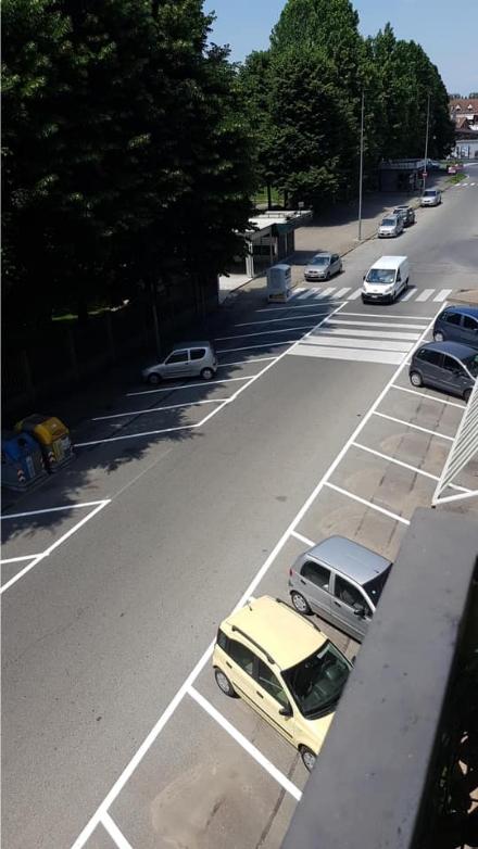 NICHELINO - Stop allalta velocità in via Stupinigi: il Comune restringe la carreggiata