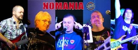 BEINASCO - Tutto esaurito per il concerto dei Nomania