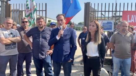 EMBRACO-VENTURES - Il presidente della Regione, Cirio: «Lavoratori e istituzioni tradite»