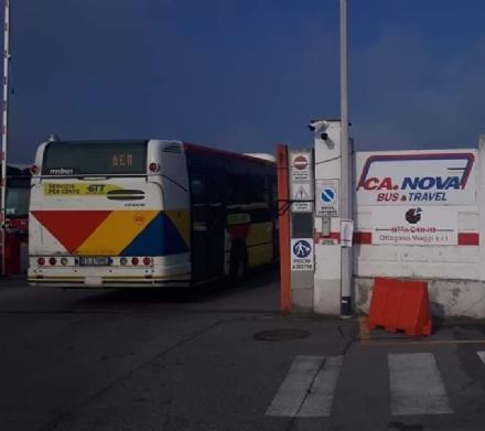 MONCALIERI - Otto ore di sciopero del personale autobus Ca.Nova: sospesi i blocchi per lo smog