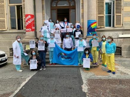 VIRUS - La protesta dei medici contro la Regione: Lasciati soli