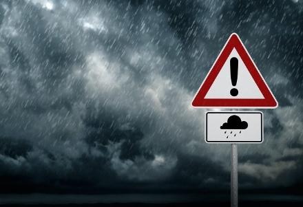 EMERGENZE - Da dicembre entra in vigore il nuovo sistema di allerta meteo