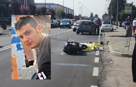 MONCALIERI - Incidente mortale: vittima un ragazzo di La Loggia. Aveva solo 24 anni