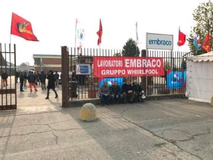 NICHELINO - Presidio Embraco: 25 nichelinesi rischiano il posto di lavoro