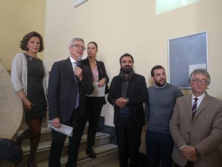 MONCALIERI - Inaugurata la nuova tac al Santa Croce, ma fioccano le polemiche