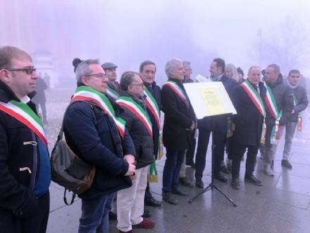 PATTO DI SUPERGA - Aderiscono i sindaci di Moncalieri, Nichelino, Beinasco, Carmagnola, Rivalta, Bruino, Orbassano e Trofarello