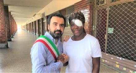 MONCALIERI - Daisy Osakue aggredita a colpi di uova: solidarietà anche dalla Juventus