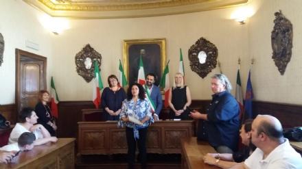 MONCALIERI - Il Comune conferisce la cittadinanza italiana a quattro moncalieresi