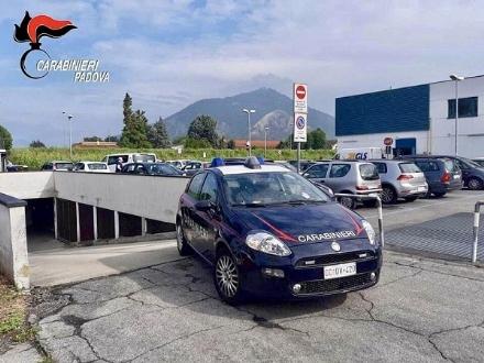 MONCALIERI - Ladruncolo in trasferta arrestato dai carabinieri in Veneto dopo un doppio furto