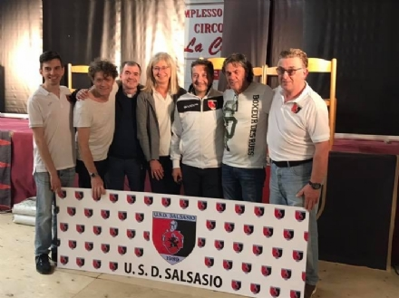 CARMAGNOLA - LUsd Salsasio ha spento le sue prime 30 candeline