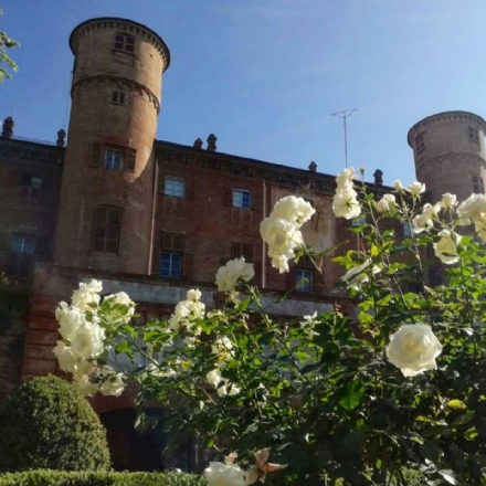 MONCALIERI - Nel weekend tornano le rose al Castello