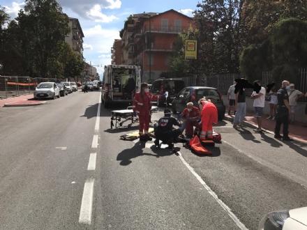 NICHELINO - Travolto in via Torino mentre attraversa: 28 enne in condizioni serie